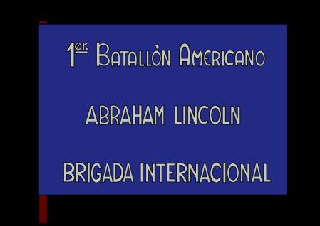 Bandera del Batallón