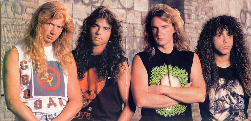 ¿Megadeth anticomunistas? Megadeth