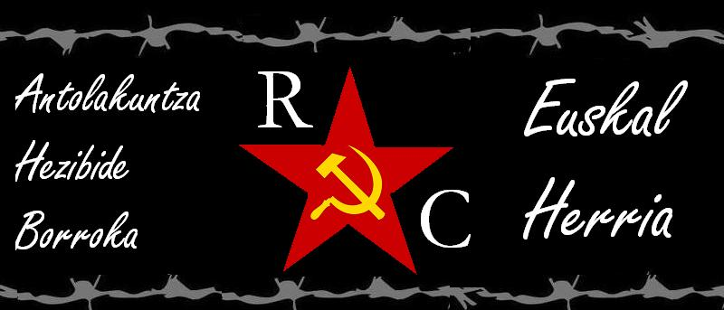 Se Constituye Recontruccion Comunista- Euskal Herria Rceh