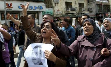 protestas palestina