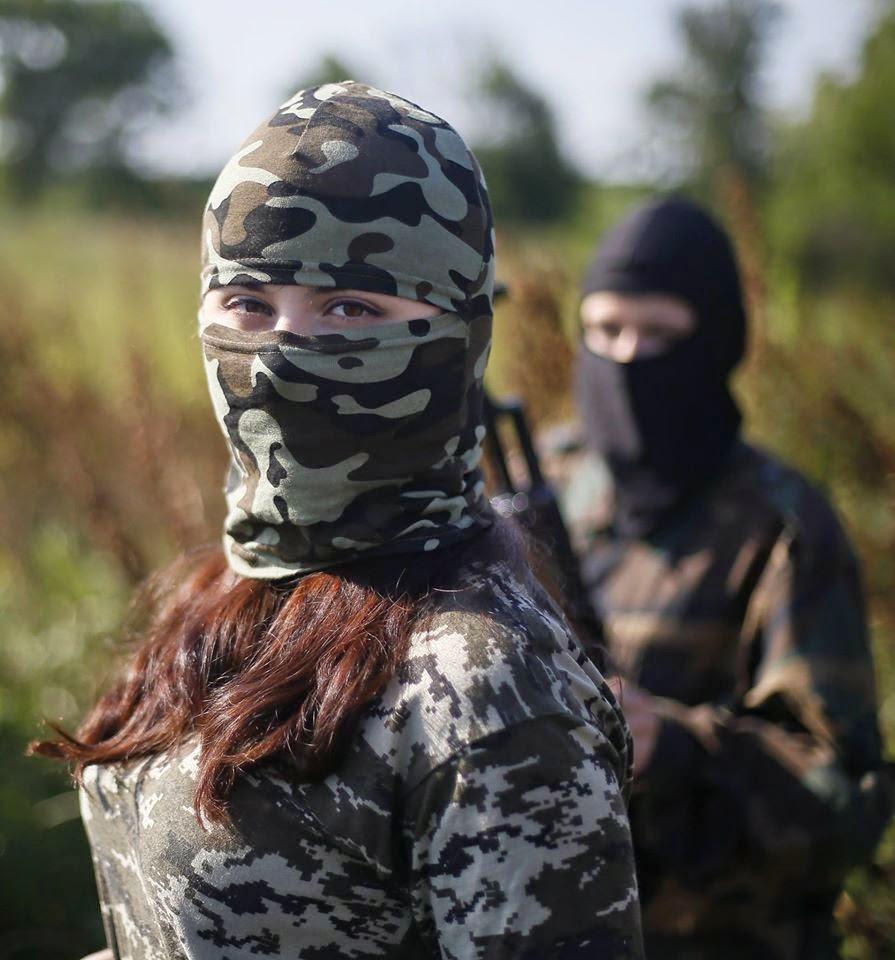 Ucrania: Mujeres a pie de guerra Planeta Futuro EL PAS